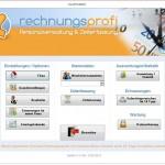Software für Personalzeiterfassung Personaldaten - Rechnungsprofi Personalverwaltung & Zeiterfassung