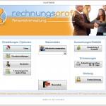 Personalakte, Personladaten, Personalsoftware -Rechnungsprofi Personalverwaltung,