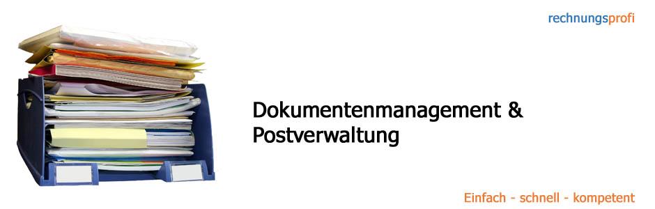 Rechnungsprofi Slider Home 7 Dokumentenmanagement Postverwaltung
