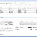 Zahlungseingang oder Ratenzahlungen im Überblick