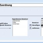 Rechte, User und Abteilungen in Rechnungsprofi Postbuch Plus