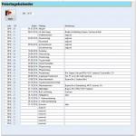 Feiertagskalender in Rechnungsprofi Personalverwaltung & Zeiterfassung