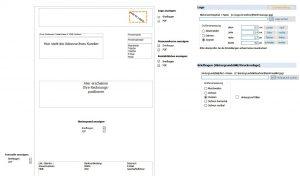 Musterrechnung, Rechnungsmuster, Rechnungsvorlage, Rechnungstexte